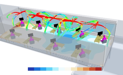 Анализ проектных решений для помещения офиса