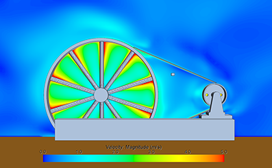 Анализ проектных решений по распылению влаги на ремень