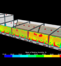 Численное математическое моделирование бассейнов