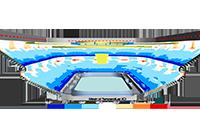 Моделирование микроклимата спортивного объекта