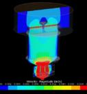 Имитационное моделирование качество внутреннего воздуха БОС