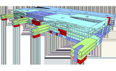Разработка энергоэффективных решений для здания аэровокзала