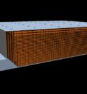 Моделирование помещения склада