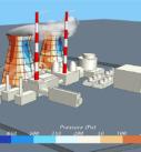 Аэродинамический коэффициент ветровой нагрузки
