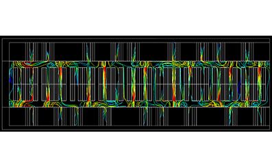 Stream lines in data-center