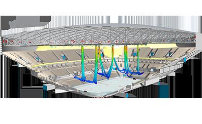Математическое моделирование хоккейной арены