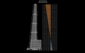 Воздушный режим высотного здания